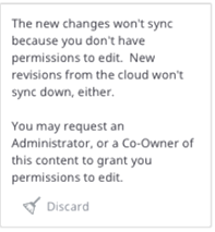 user permissions desktop notification - vBoxxCloud